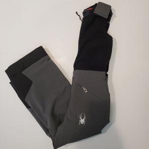 Spyder Boys Ski Pants New Without Tags